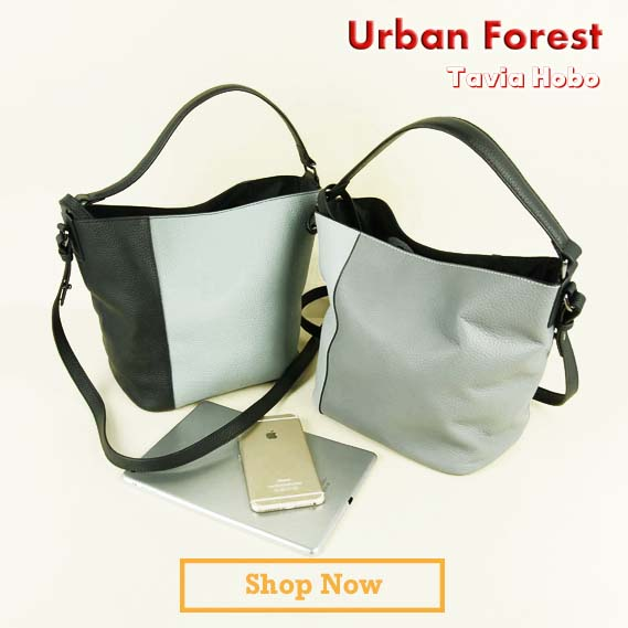 Fabulous Urban Forest Tavia Hobo Series at LotusTing.Com