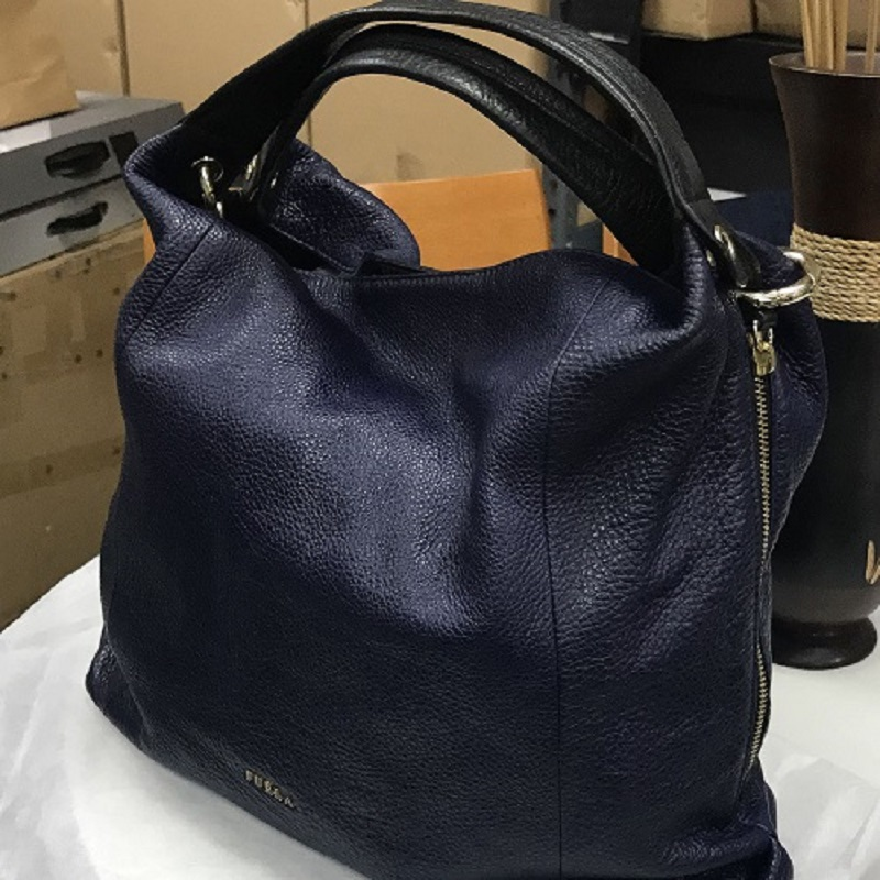 Cleaned Leather Handbag