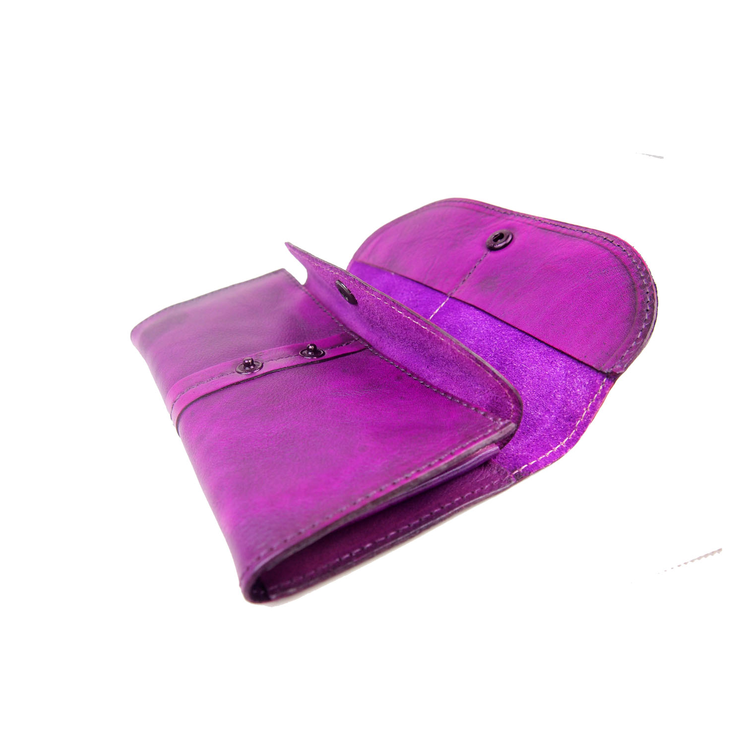 Butterfield Lara Wallet Angled View
