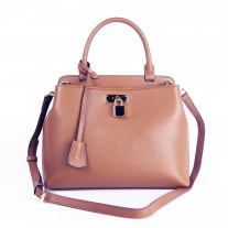 Dabria Top Handle Brown | ButterField