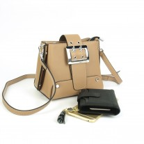 Vonnie Crossbody Beige | Butterfield