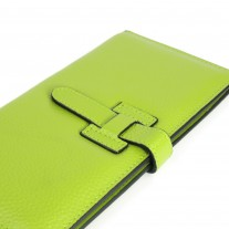 Effie Wallet Apple Green | LotusTing