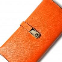 Ellie Wallet Orange | LotusTing