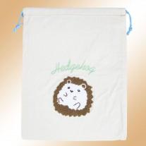 Hedgehog Misc Canvas Bag | LotusTing