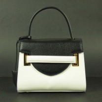 Arlyse Top Handle White | Modern Heritage
