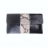 Bella Clutch Black | Urban Forest