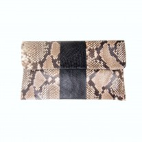 Bella Clutch Brown | Urban Forest