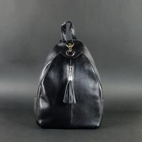 Cecile Backpack Black | Urban Forest