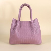 Viola Top Handle Purple | Urban Forest