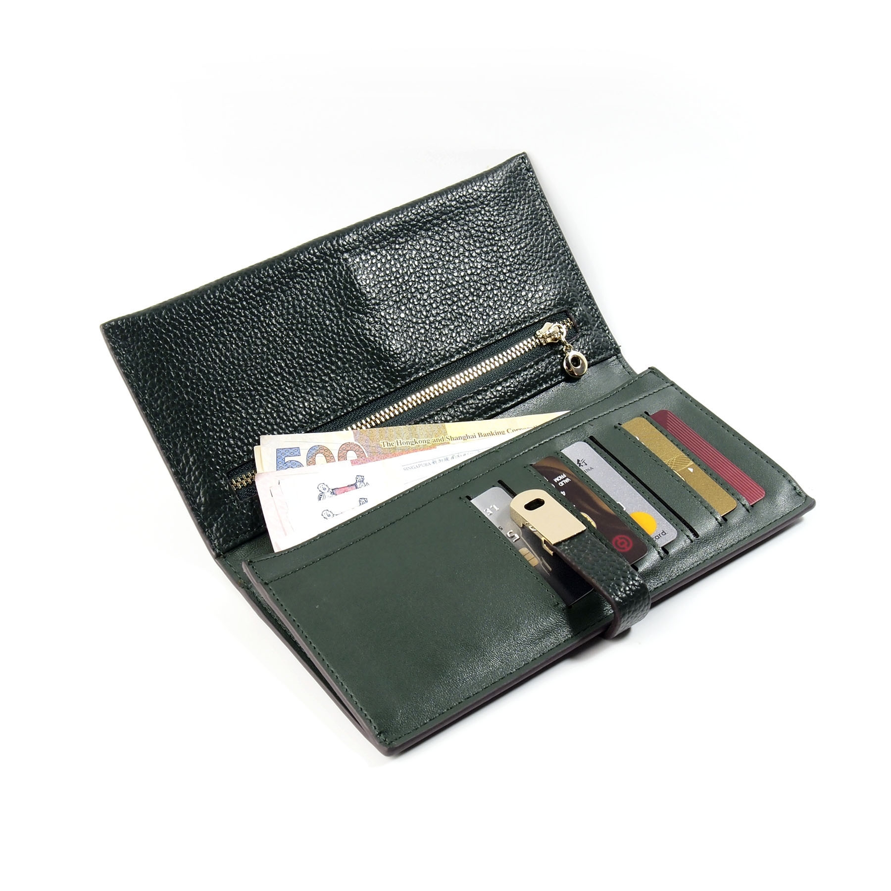 Butterfield Ellie Wallet Interiorl View