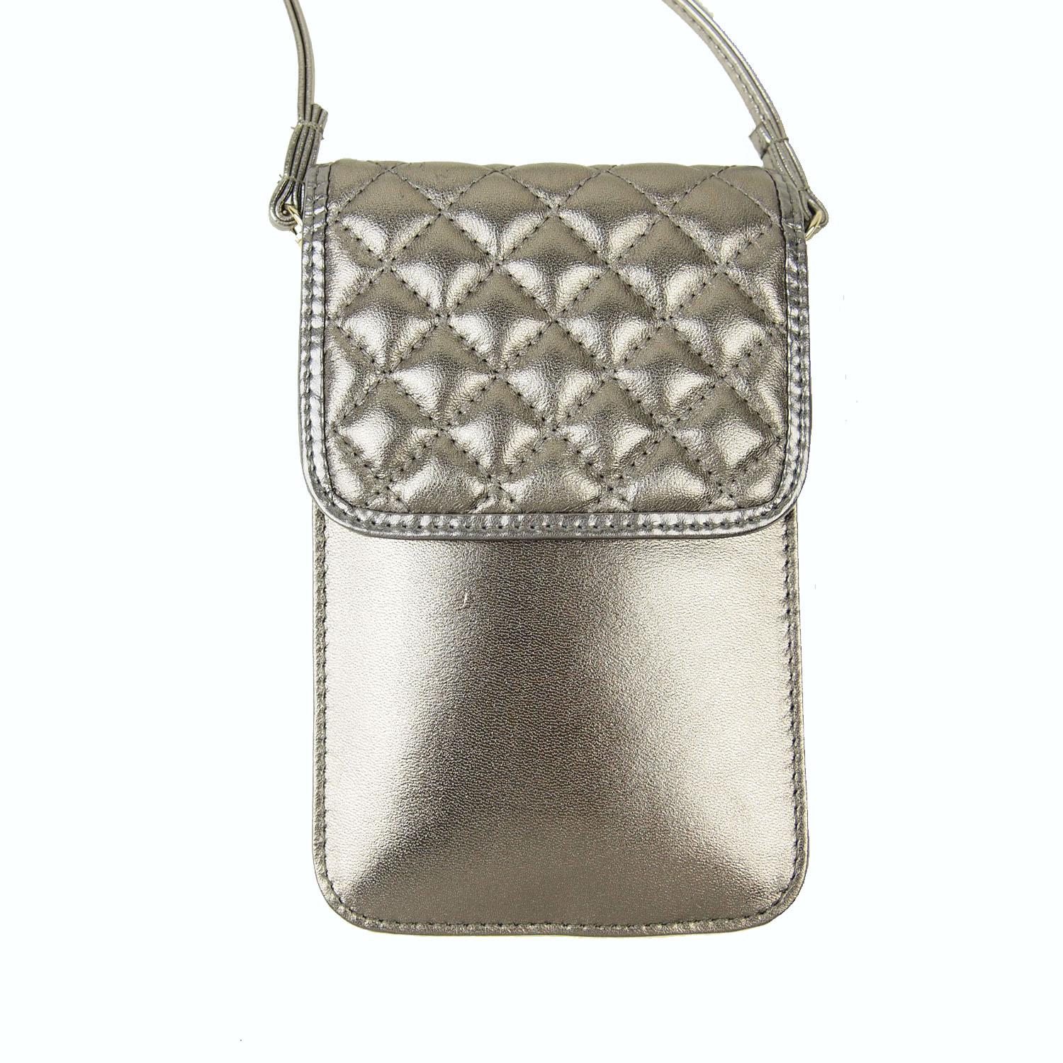 Magnificent Modern Heritage Emmy Crossbody Front View