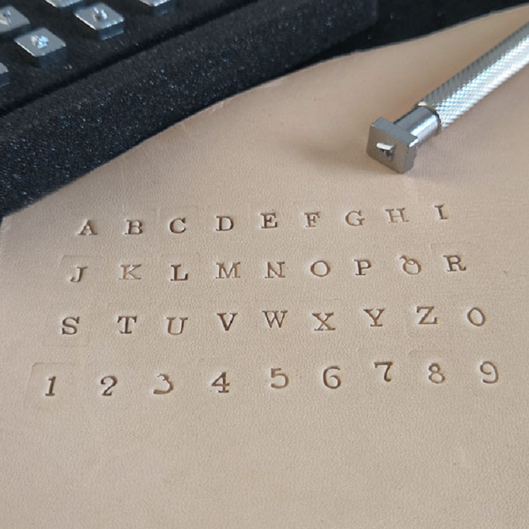 Hand Stamping Sample